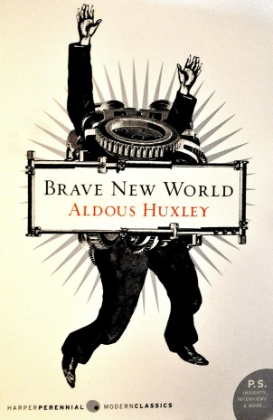 review on the book brave new world